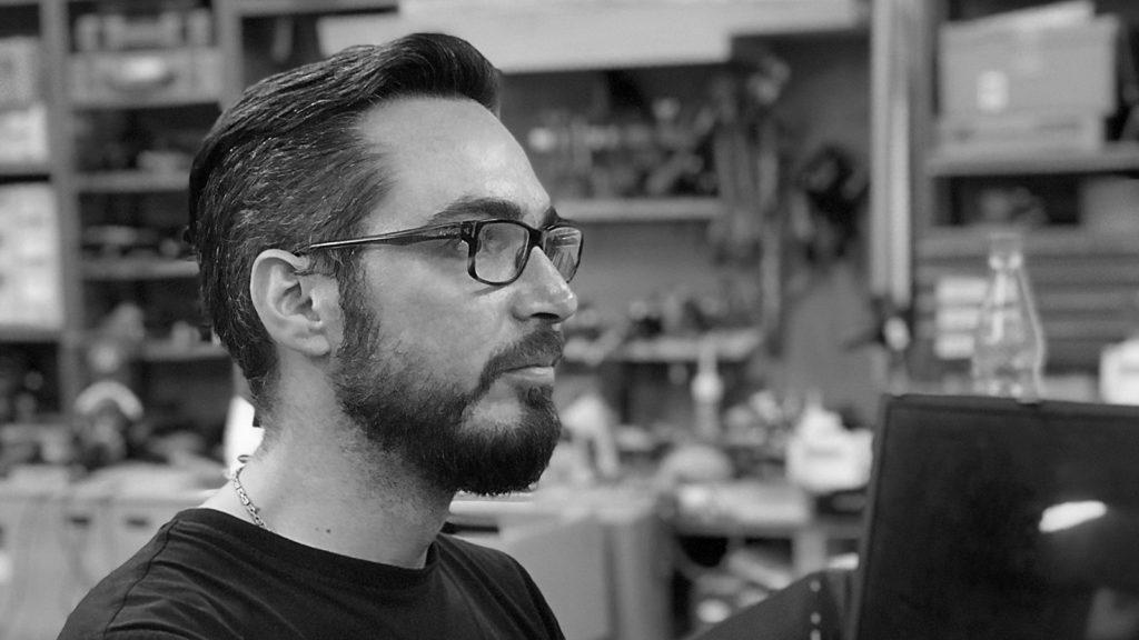 Andre Hartwig Konstrukteur Good Life Vans presse