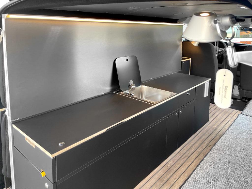 VW T6.1 Camper Ausbau Luxus