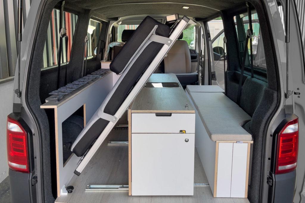 Bestes Bett Camper Van